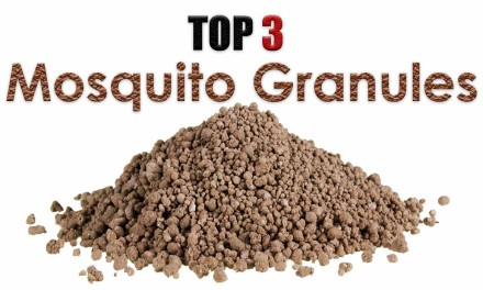 Top 3 mosquito beater granules for your yard