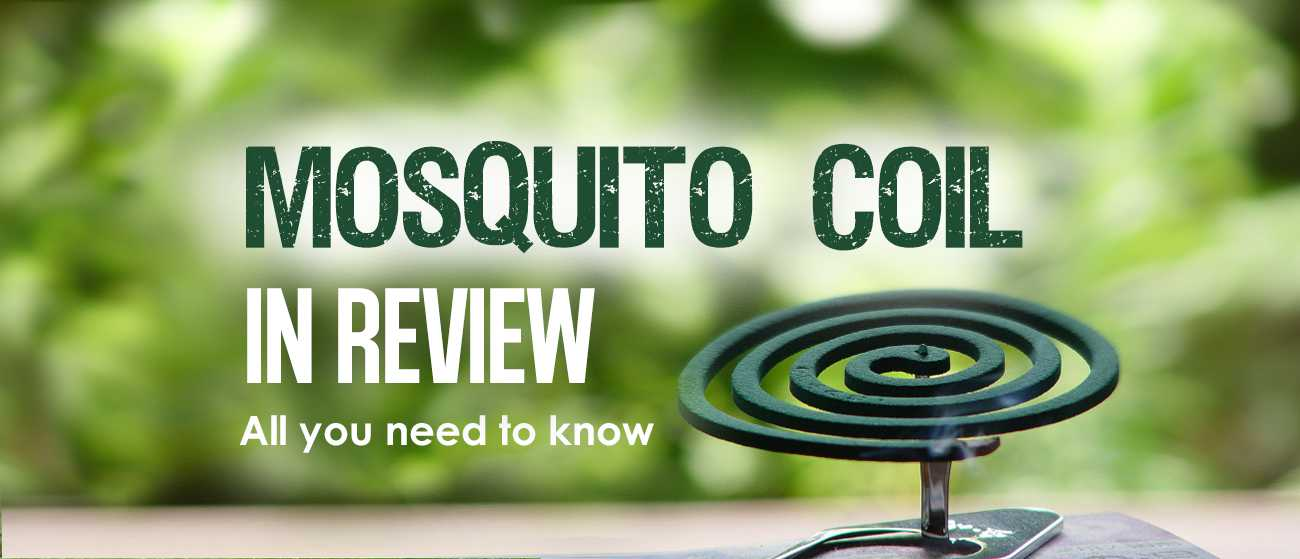 mosquito coil and holder review
