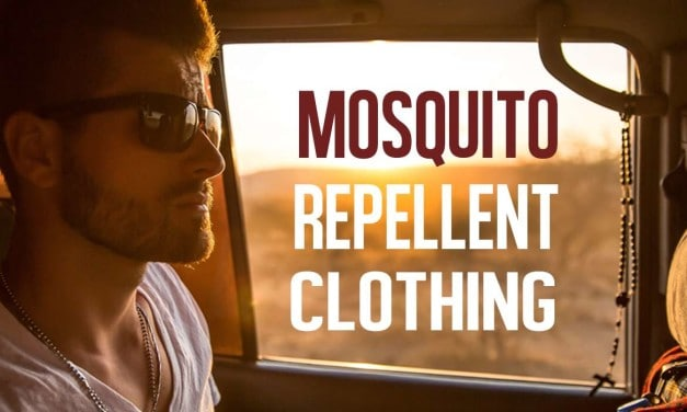 Mosquito Repellent Clothing: The Single Most Powerful Secret against Bites