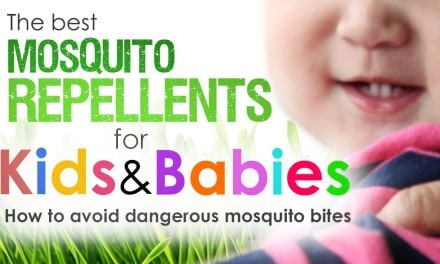 Mosquito repellents for kids & babies