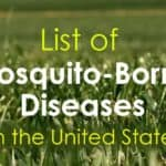 List of Mosquito-Borne Diseases in the USA